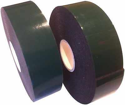 BLACK DOUBLE SIDED FOAM TAPE 6mm x 10m