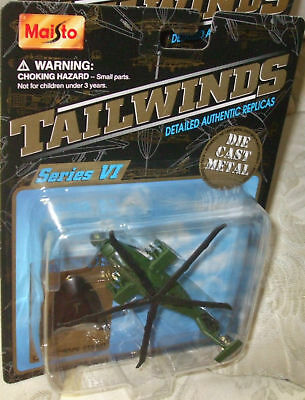 2001 MAISTO TAILWINDS US ARMY RAH-66 COMANCHE HELICOPTER