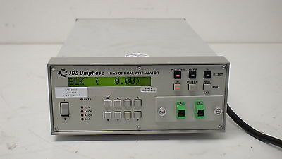 JDSU Uniphase Programmable Attenuator HA097-20ASU1