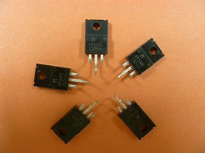 5pc FAST RECOVERY TVS DIODE RF2001