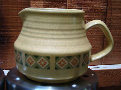 Mikasa Painted Sands Hopi smalll pitcher 6510