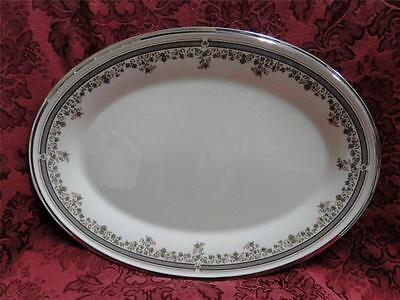 LENOX LACE POINT, Gray and Pink, Platinum: Salad Plate (s) 8 1/8 ...