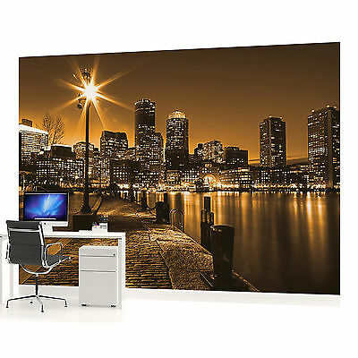 WALL MURAL PHOTO WALLPAPER PICTURE (285PP) City Urban