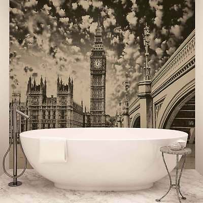 WALL MURAL PHOTO WALLPAPER PICTURE (845P) London Parliament City Urban