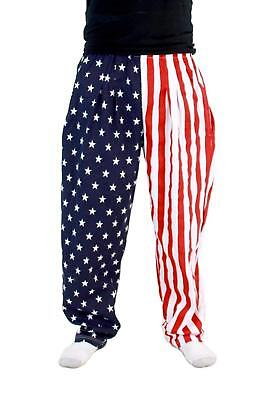 USA American Flag Lounge Pants Pajamas