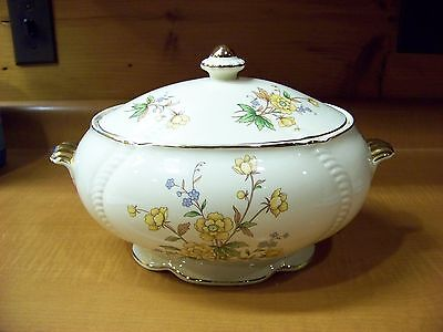 """Taylor Smith & Taylor """" Buttercup"""" Soup Tureen"""