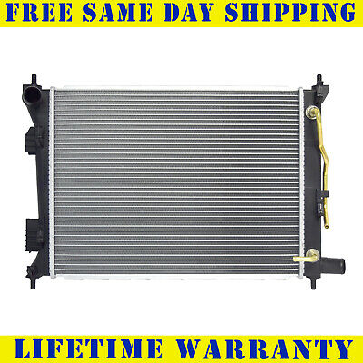 Brand New Radiator Cooling Fan For Hyundai Accent Veloster 12-15 Kia Rio 12-13