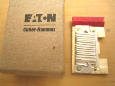 NEW Eaton - Cutler Hammer MSH1-1A Heater Element