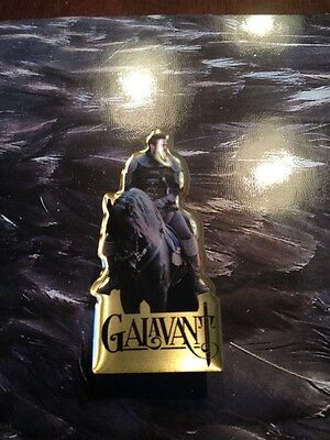 GALAVANT SDCC. 2014 PIN. Pin NEW MUSICAL SERIES IN 2015