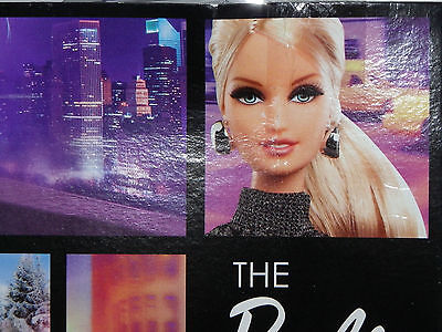 NUDE CITY SHOPPER LARA Face -Model Muse Barbie Doll  Removed from New box