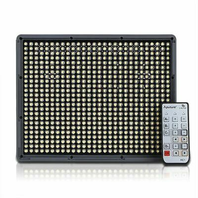 Aputure Amaran HR672W CRI95+ LED Video Light for Camcorder & DSLR with Remote