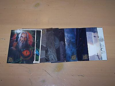 Lord of the Rings Masterpieces II Trading Cards Wholesale Lot # 1