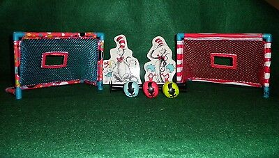 """2003 Universal Movie Studios - """"Cat in the Hat"""" Promotional Soccer Set"""