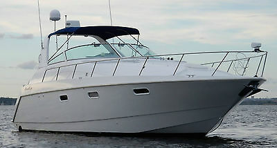 38ft Chris-Craft Continental 380 Express Cruiser Style in Great Shape