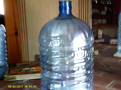 Used Plastic 4 Gallon Water Cooler Bottle Jug Container
