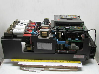 Baldor BC19H4100-CO B0067A00 3-Phase 100Hp DC Drive 460VAC 500VDC Open Chassis