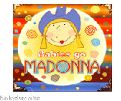 Babies Go Madonna, Lullaby Renditions Of Iconic Bands, Brand New