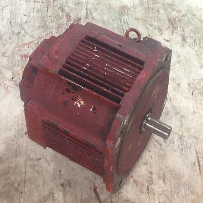 Yaskawa Electric Ac Servo Motor No Label #2