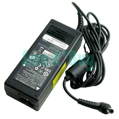 Genuine TOSHIBA Laptop AC Adapter Charger 19V 3.42A 65W OEM Original Power Cord
