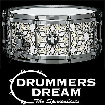 "TAMA John Dalmayan Signature 14"" x 6"" Maple Snare Drum RRP $1,299   ONE ONLY!"