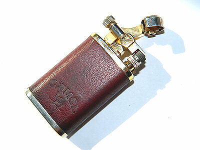 Lift Arm GAS LIGHTER Hadson Lydon for CAMEL ca.1930s