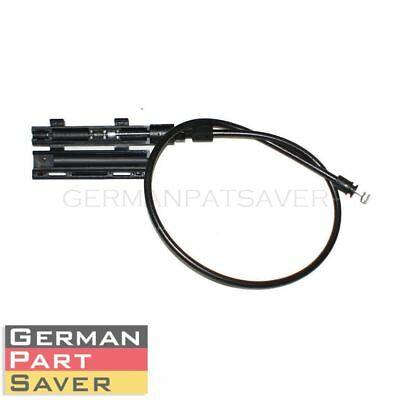 New BMW 7 E65/E66 750i 760i Engine hood release cable / Bowden cable 51238240608