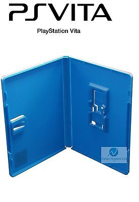 PlayStation PS Vita Video Game Case Blank New Empty Replacement HQ Cover Amaray