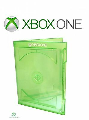 Microsoft XBOX One DVD Video Empty Game Case with LOGO Orginal Replacement Cover