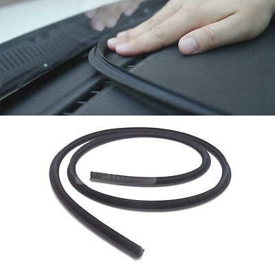 Auto Noise Protection Dashboard Rubber Strip Molding 67inch 1.7m for CHEVY Car