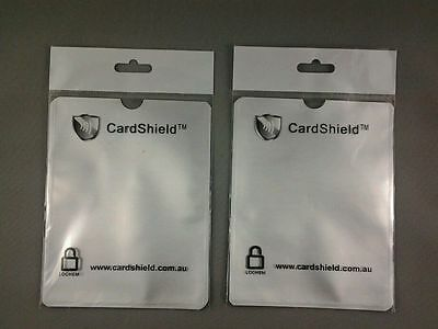 10 x CREDIT CARD RFID BLOCKING SLEEVE,BAG,  ID PROTECTION, ANTI-THEFT COVER