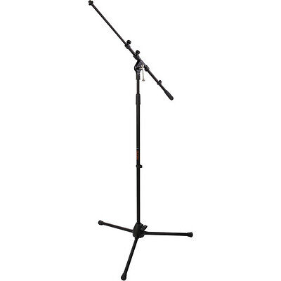 Auray MS-5230T Tripod Microphone Stand with Telescoping Boom