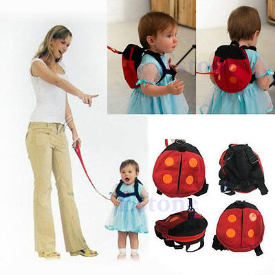 Baby Kid Toddler Keeper Walking Safety Harness Backpack Leash Strap Fancy Bag