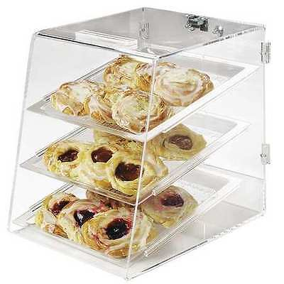 CARLISLE SPD300KD07 Pastry Case with Back Door Access