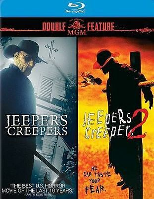 Jeepers Creepers / Jeepers Creepers 2 (Blu-ray, 2-Disc Set) New, Free Shipping!