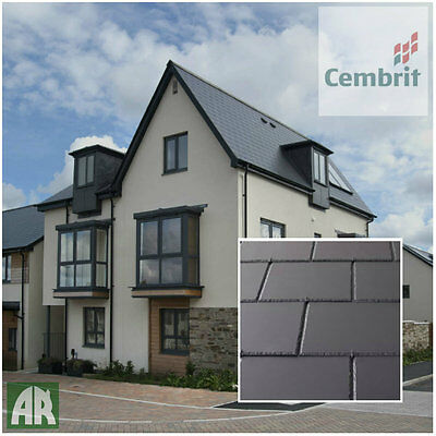 Cembrit Moorland Fibre Cement Roof Slates | Roof Tiles