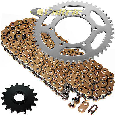 Golden O-Ring Drive Chain & Sprockets Kit Fits YAMAHA R1 YZF-R1 2006 2007 2008