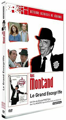 28097//Le Grand Escogriffe Yves Montand Dvd Neuf Sous Blister