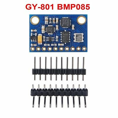 9-Axis GY-801 BMP085 Magnetic Acceleration Gyroscope Atmospheric Pressure Module