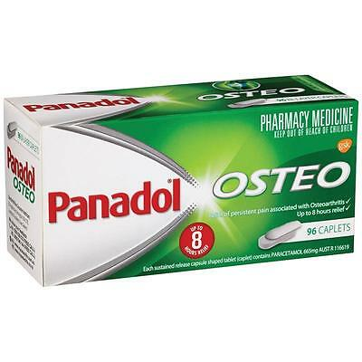 GENUINE Panadol Osteo 96 tablets 665mg paracetamol | PAIN RELIEF