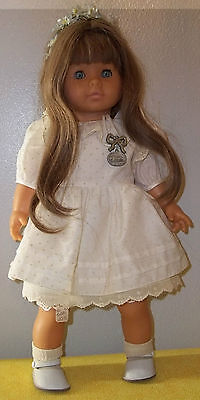 Zapf Creation 1996 Colette Doll - Collectable