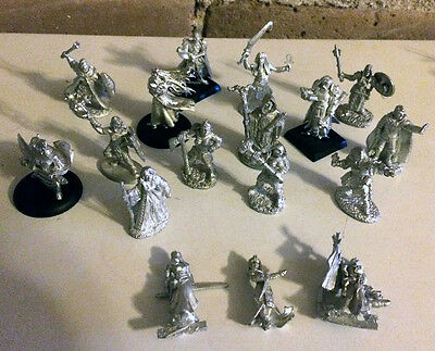 Priest Lot Male & Female - Reaper and others