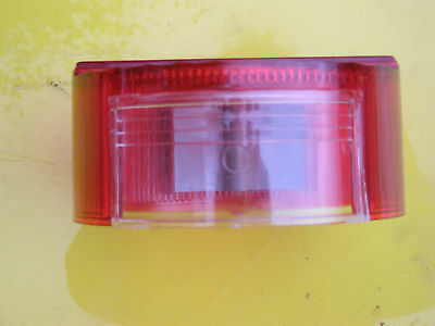Mz Etz 125-250 Rear Light Lens