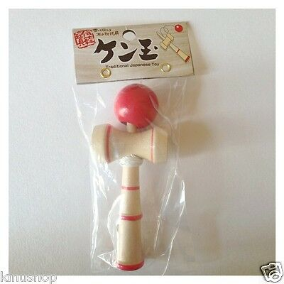 KENDAMA Japanese Traditional Classic Wooden Toys New From JPN