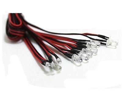 12 LED Simulation Lights Smart System Flash Lighting for RC 1/10 Car