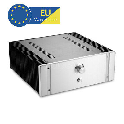 FULL aluminum chassis case enclosure for Class A amplifier house 320*120*311 mm