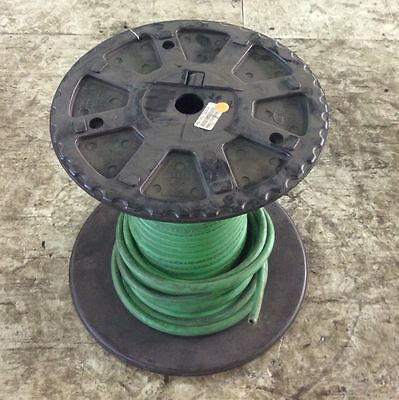 """Parker Dayco Push-On Jiffy Hose 1/4"""", 50Ft, Green 7212"""