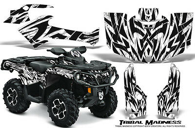 Can-Am Outlander 800 1000 R Xt 12-16 Graphics Kit Creatorx Decals Tmw