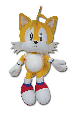 Sonic Classic 6'' Tails Plush Doll Anime Manga NEW