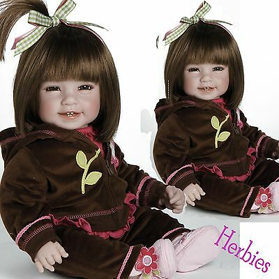 Adora Workout Chic Charisma Dolls, Vinyl and Cloth Baby Doll, New In Box