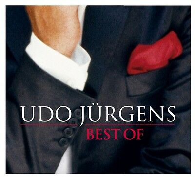 UDO JÜRGENS - BEST OF 2CD NEU & OVP GREATEST HITS